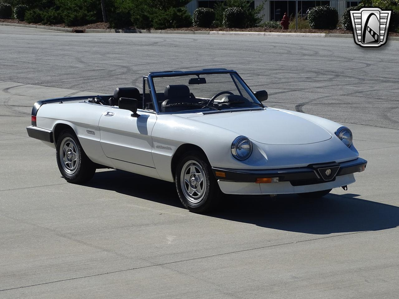 1990 Alfa Romeo Spider (CC-1421785) for sale in O'Fallon, Illinois