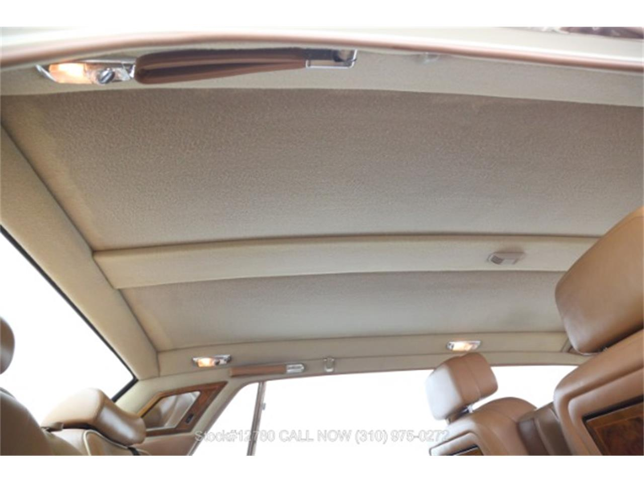 1990 Rolls-Royce Silver Spur II (CC-1421789) for sale in Beverly Hills, California