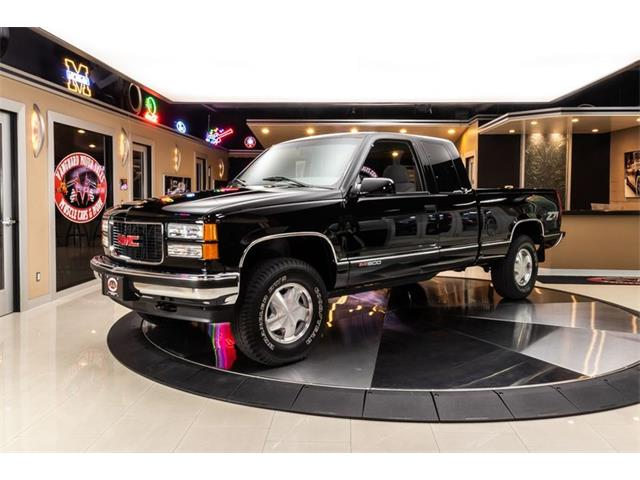 1996 GMC Sierra (CC-1421797) for sale in Plymouth, Michigan