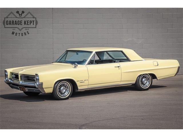 1964 Pontiac Grand Prix (CC-1421798) for sale in Grand Rapids, Michigan