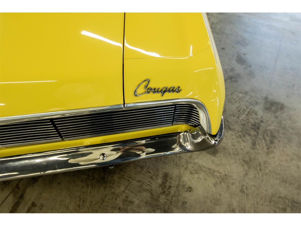 1969 Mercury Cougar (CC-1421800) for sale in Fairfield, California