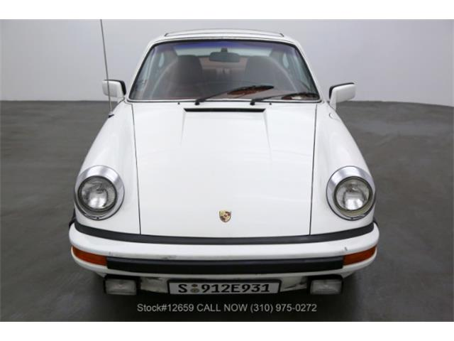 1976 Porsche 912E (CC-1420181) for sale in Beverly Hills, California