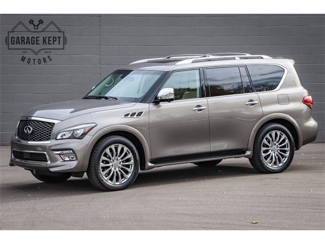 2017 Infiniti QX80 (CC-1421827) for sale in Grand Rapids, Michigan