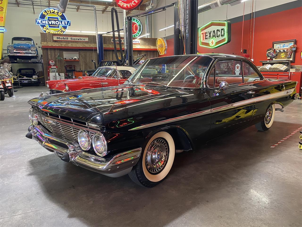 1961 Chevrolet Impala SS (CC-1421835) for sale in Redwood City, California