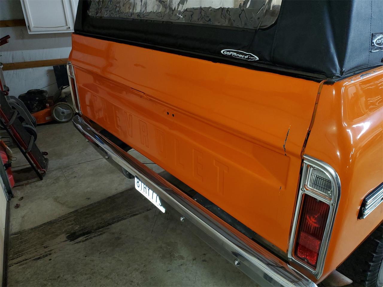 1972 Chevrolet Blazer (CC-1421836) for sale in PERU, Indiana
