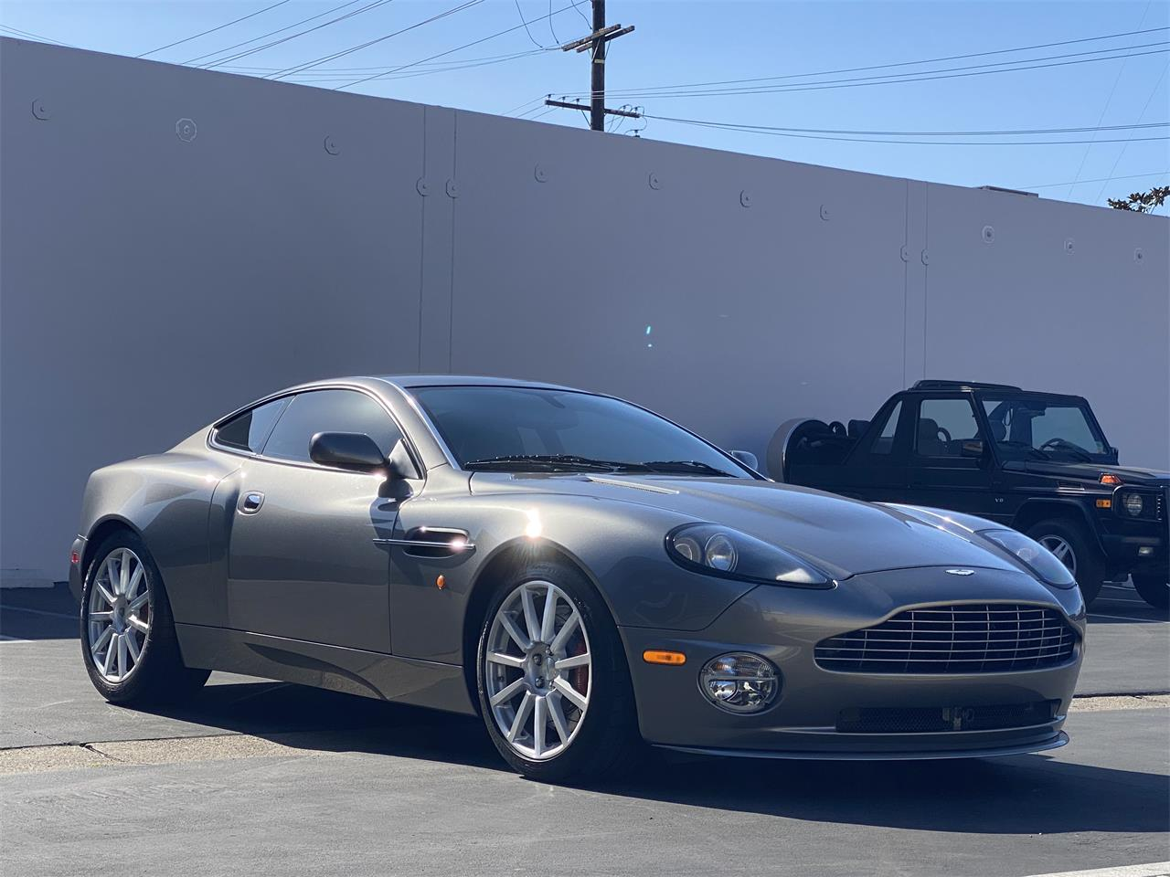 2005 Aston Martin Vanquish (CC-1421848) for sale in newport beach, California