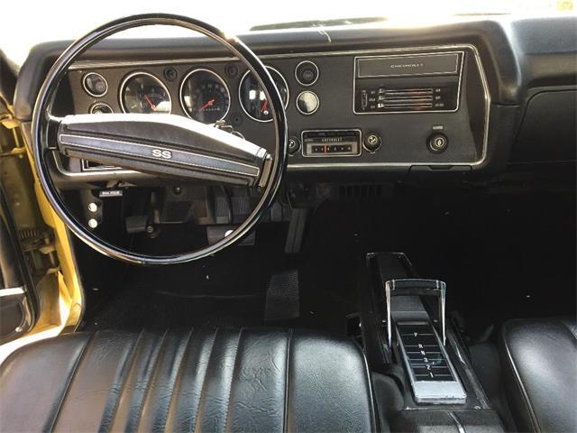 1971 Chevrolet Chevelle SS (CC-1421849) for sale in Birch Run, Michigan