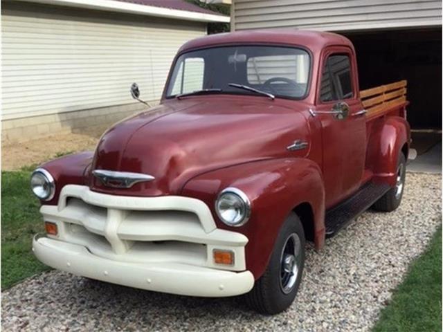 1955 Chevrolet 3600 (CC-1421851) for sale in Richmond, Michigan