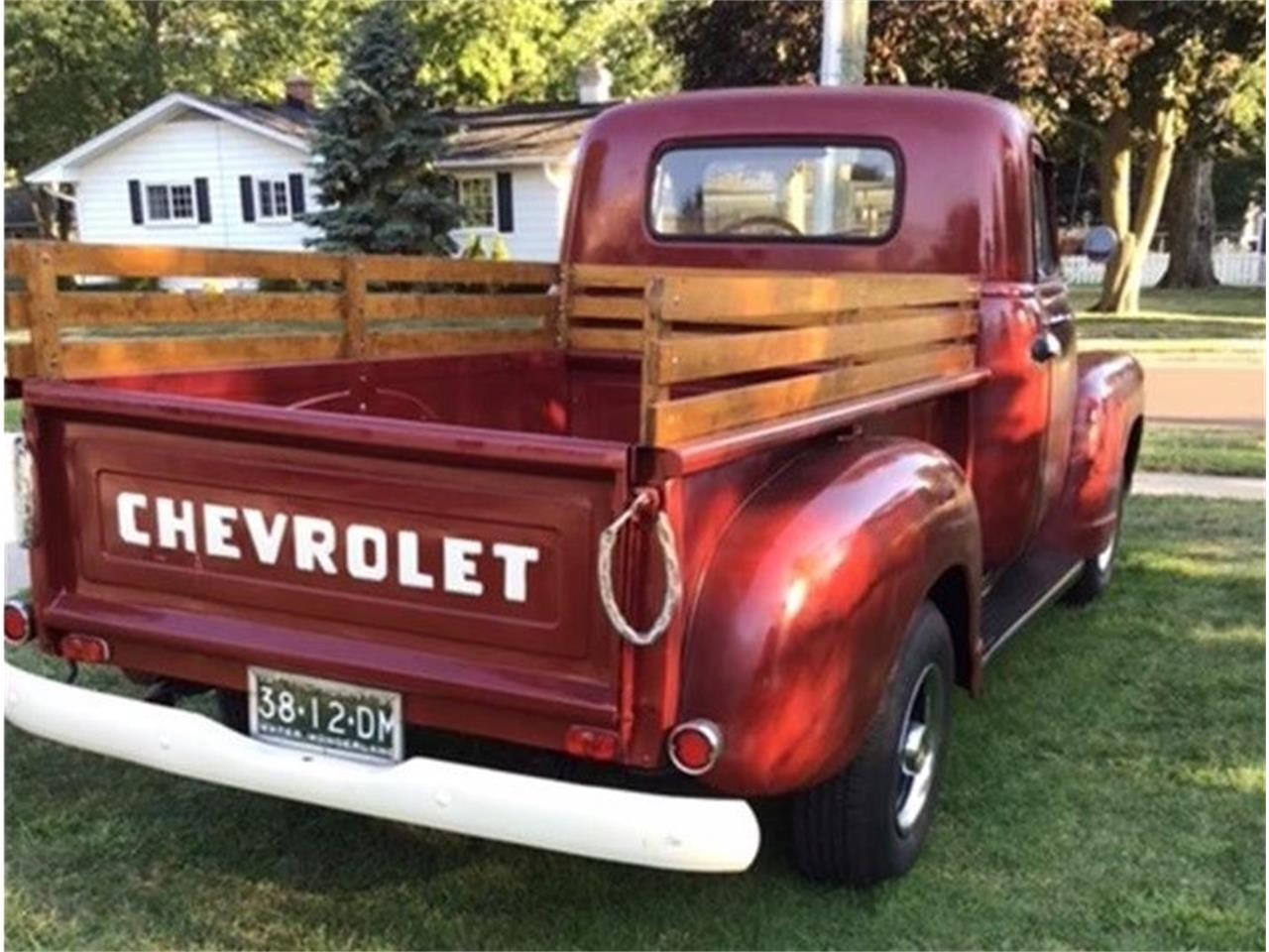 1955 Chevrolet 3600 (CC-1421851) for sale in Richmond, Michigan