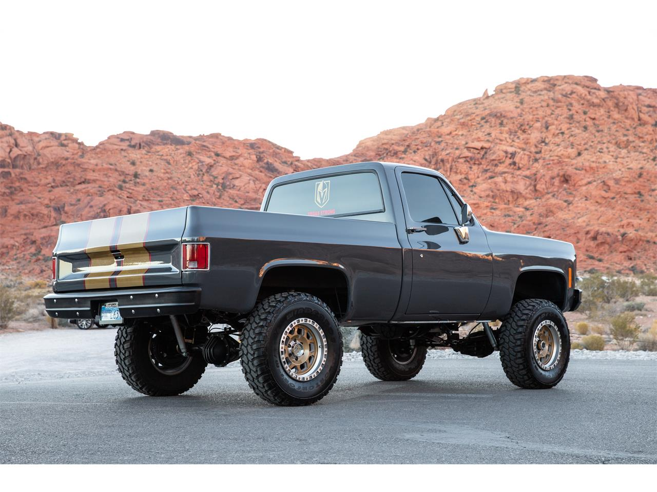 1977 Chevrolet K-10 (CC-1421852) for sale in Las Vegas , Nevada