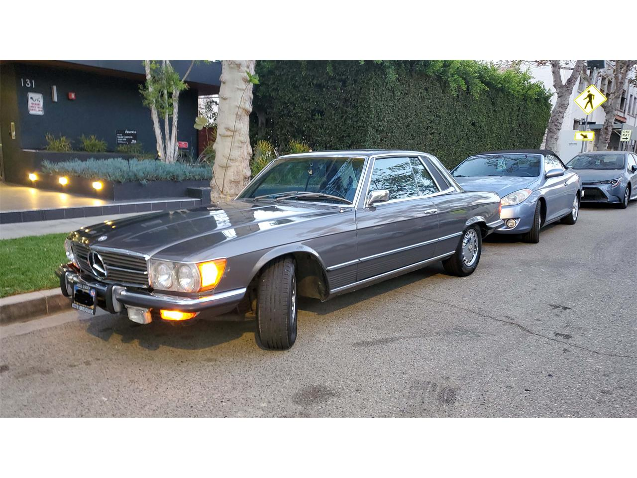 1973 Mercedes-Benz 450SLC (CC-1421860) for sale in LOS ANGELES, California