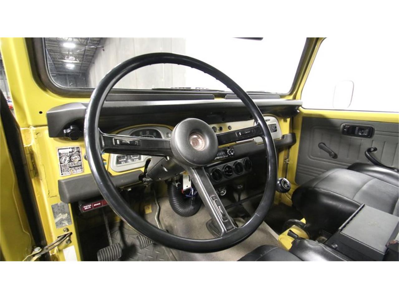 1977 Toyota Land Cruiser FJ (CC-1421875) for sale in Lithia Springs, Georgia