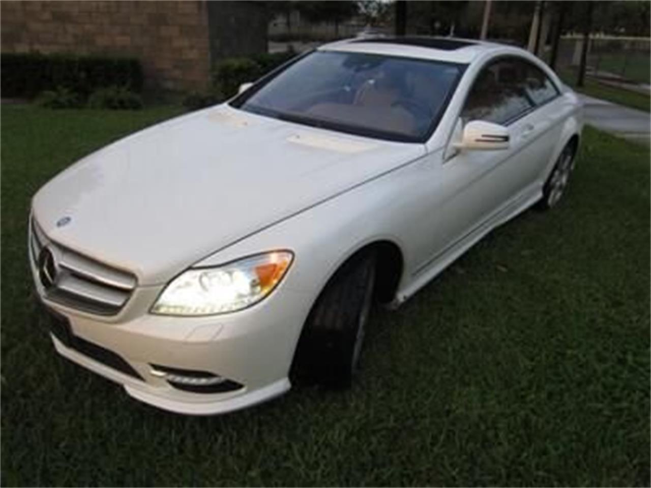 2014 Mercedes-Benz CL550 (CC-1421888) for sale in Punta Gorda, Florida