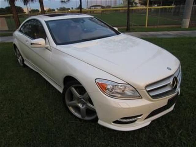 2014 Mercedes-Benz CL550 (CC-1421888) for sale in Punta Gorda, Florida