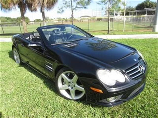 2008 Mercedes-Benz SL55