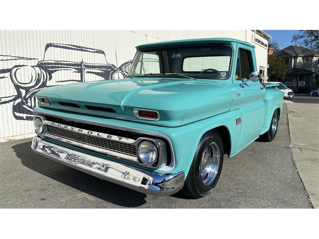 1966 Chevrolet C10 (CC-1421891) for sale in Fairfield, California