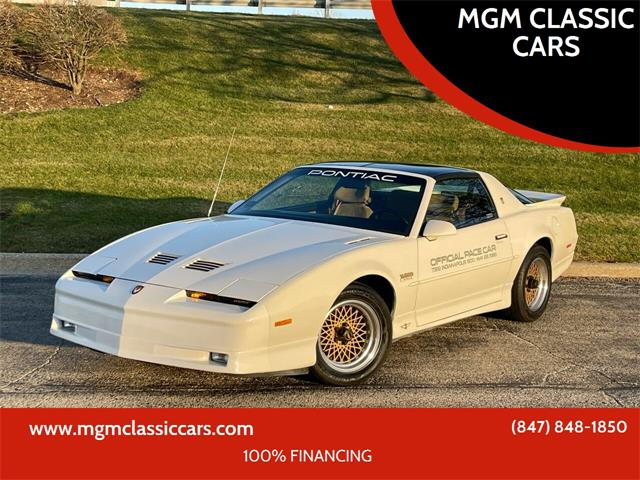 1989 Pontiac Firebird (CC-1421896) for sale in Addison, Illinois
