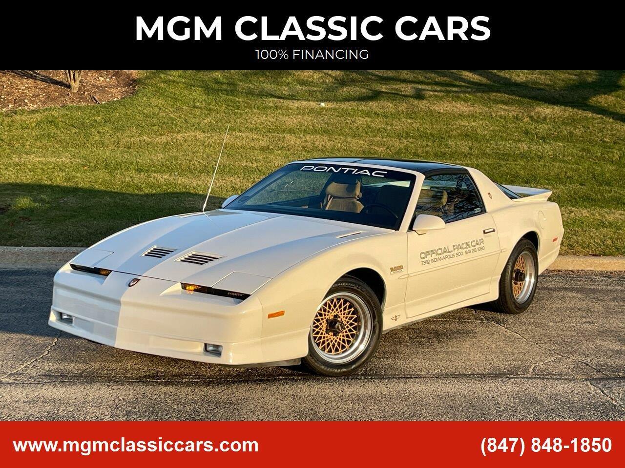 1989 Pontiac Firebird (CC-1421896) for sale in Addison, Illinois