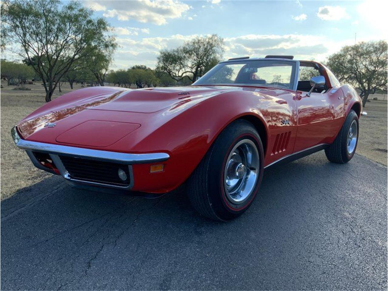 1969 Chevrolet Corvette (CC-1421923) for sale in Fredericksburg, Texas