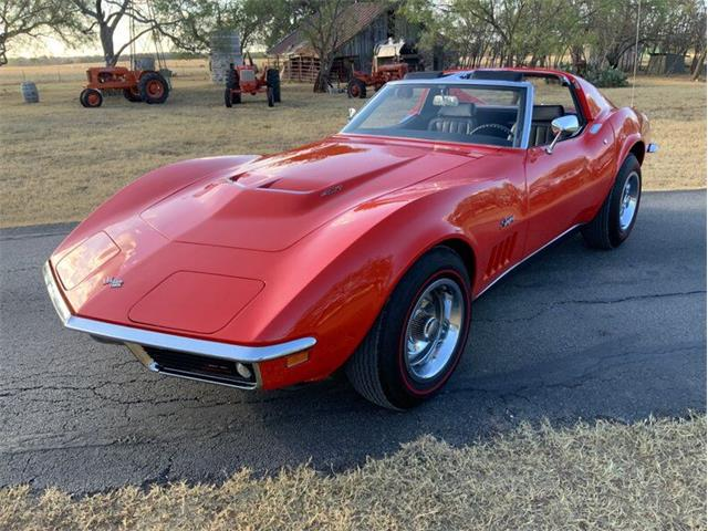 1969 Chevrolet Corvette (CC-1421923) for sale in Fredericksburg, Texas
