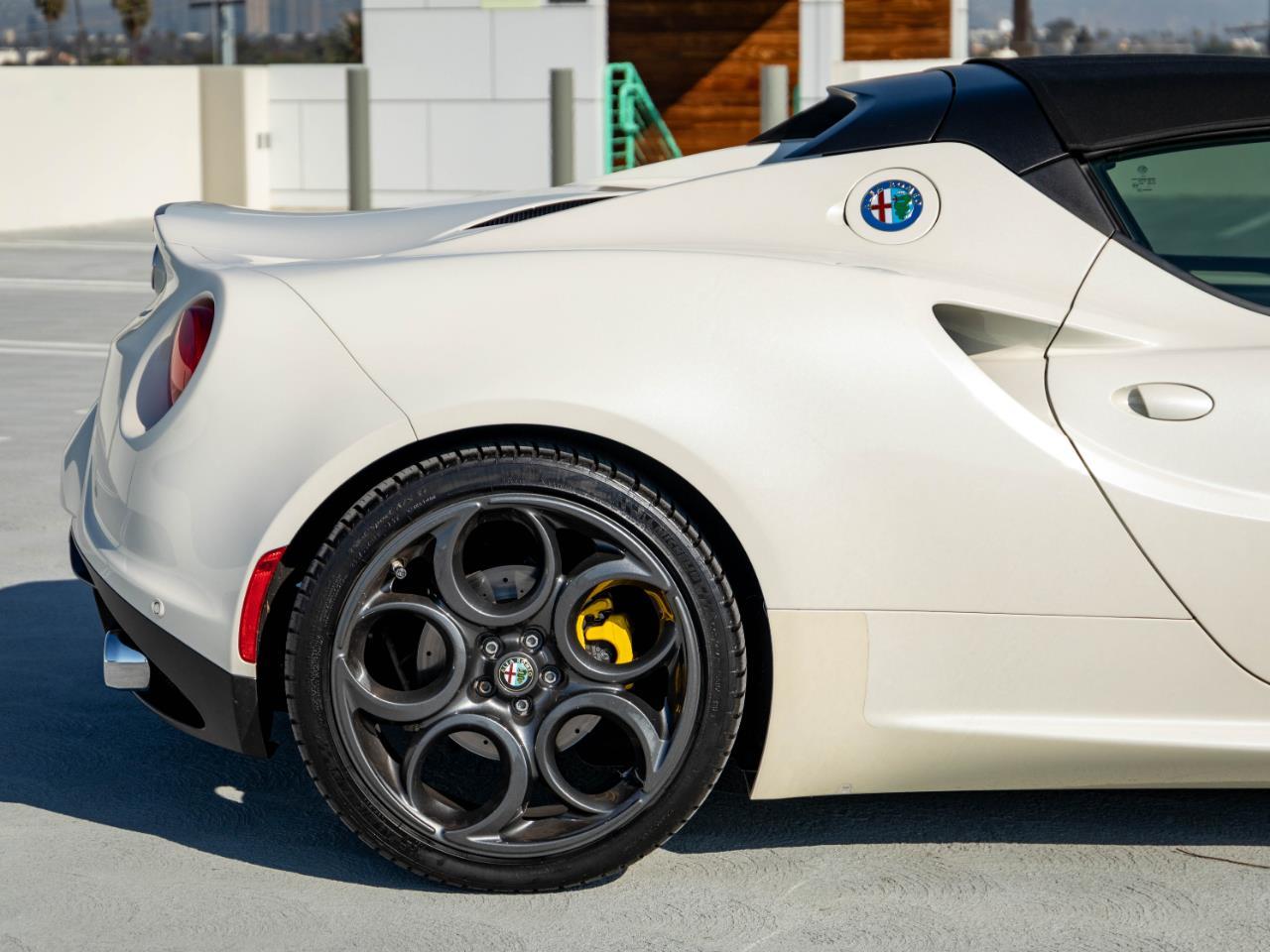 2015 Alfa Romeo 4C Spider (CC-1421938) for sale in Marina Del Rey, California