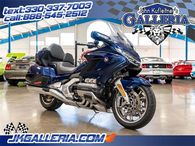 2018 Honda Goldwing (CC-1421939) for sale in Salem, Ohio