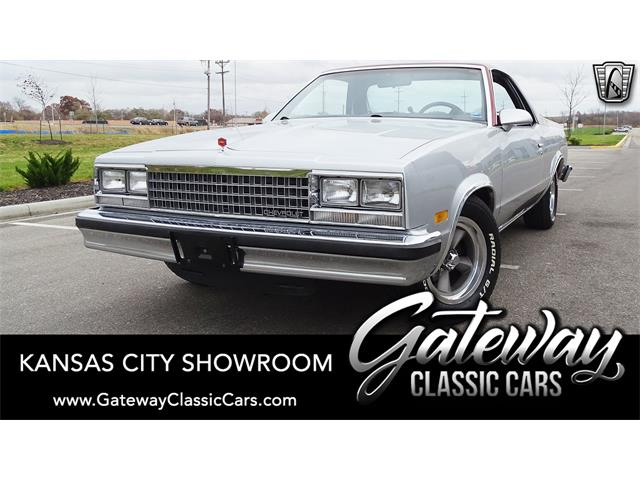 1987 Chevrolet El Camino (CC-1421941) for sale in O'Fallon, Illinois