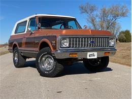 1972 Chevrolet Blazer (CC-1421943) for sale in Lincoln, Nebraska