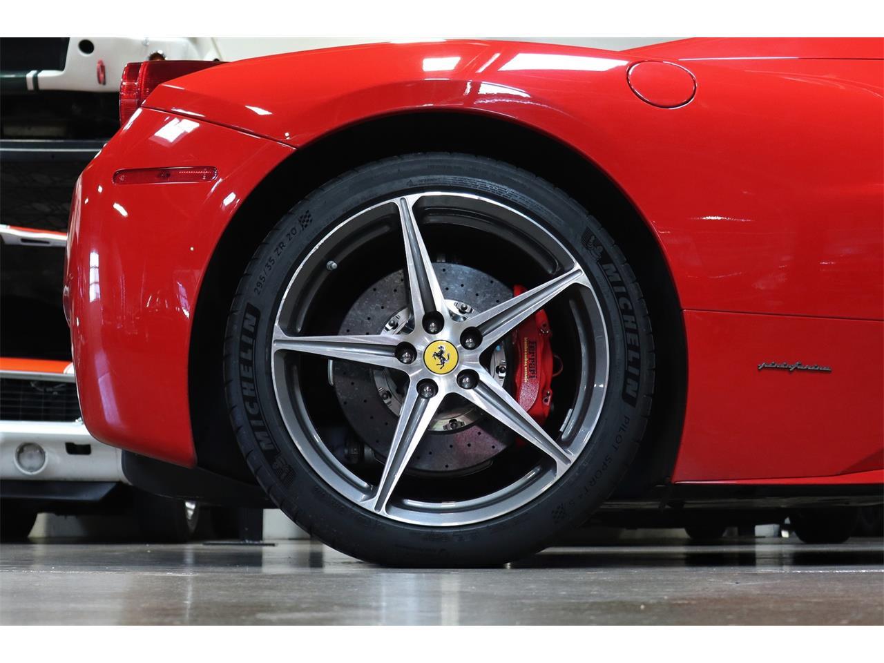 2013 Ferrari 458 (CC-1421944) for sale in San Carlos, California