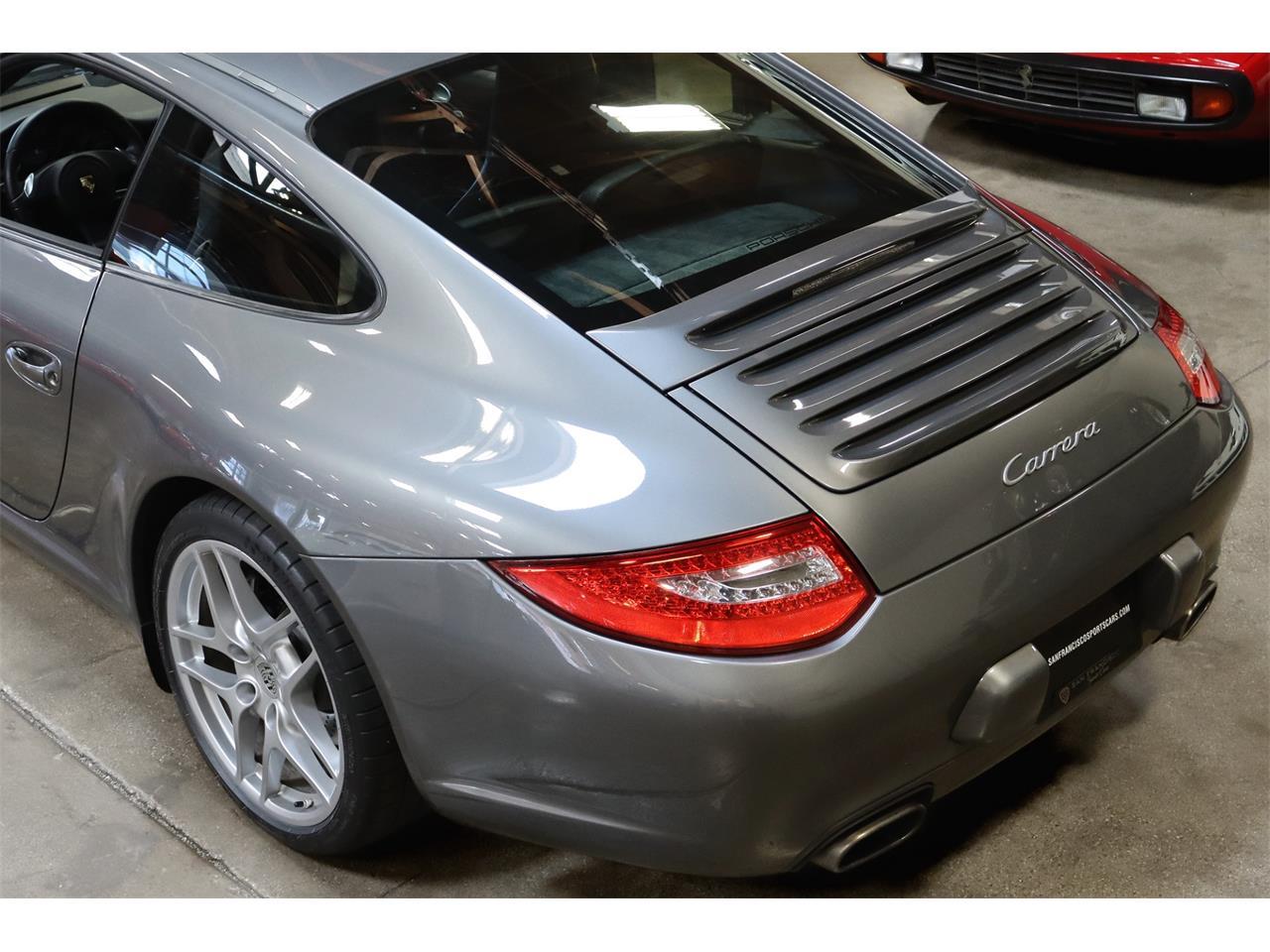 2010 Porsche 911 (CC-1421946) for sale in San Carlos, California