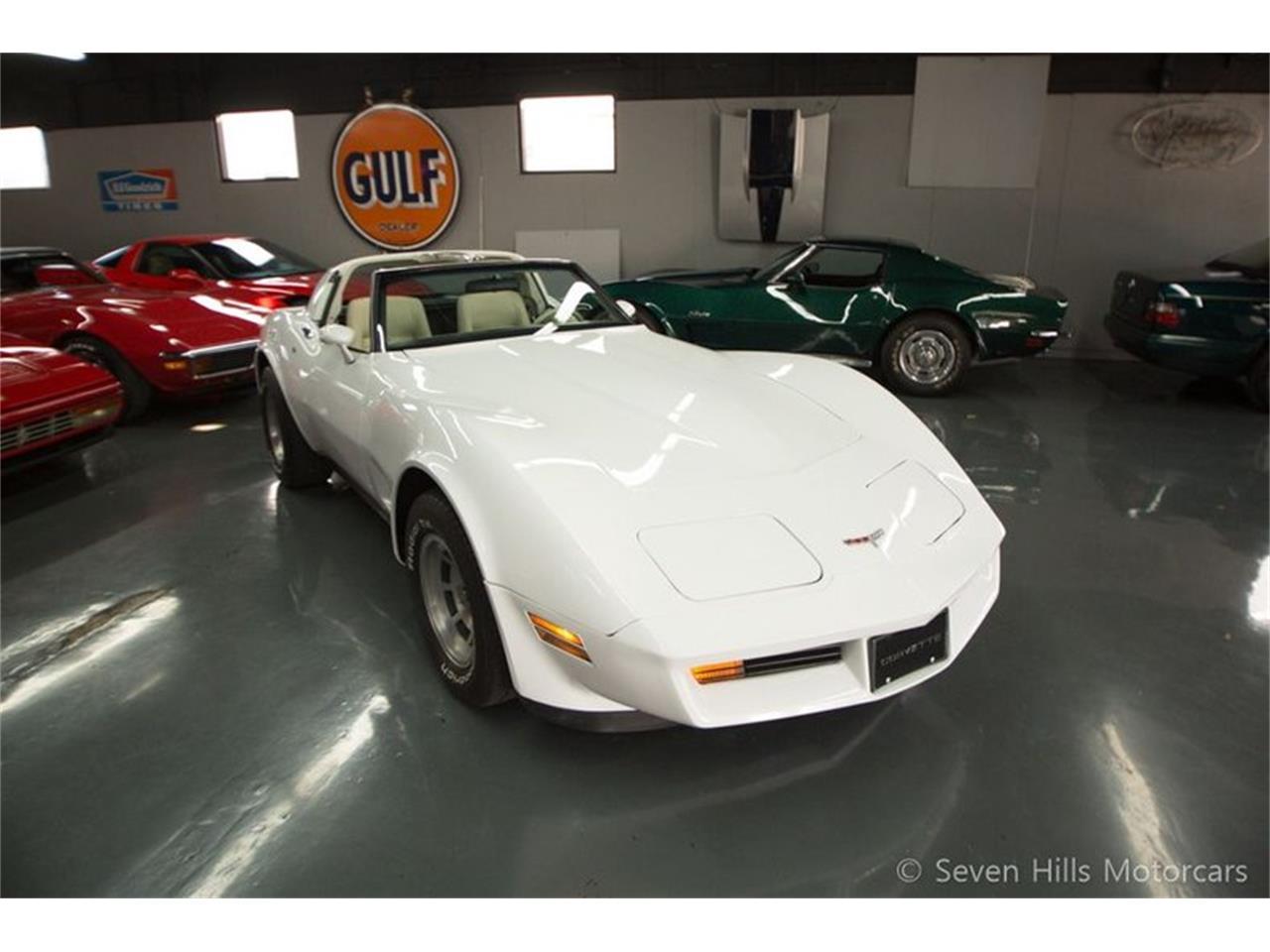 1980 Chevrolet Corvette (CC-1421947) for sale in Cincinnati, Ohio