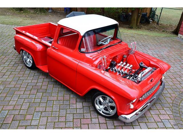 1957 Chevrolet Pickup (CC-1421950) for sale in Hanover, Massachusetts