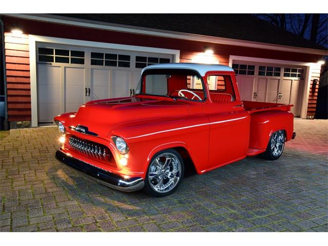 1957 Chevrolet Pickup (CC-1421950) for sale in Lake Hiawatha, New Jersey
