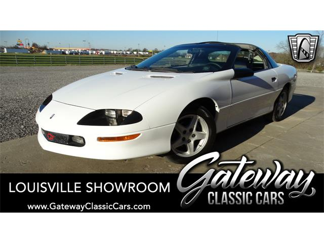 1997 Chevrolet Camaro (CC-1421952) for sale in O'Fallon, Illinois