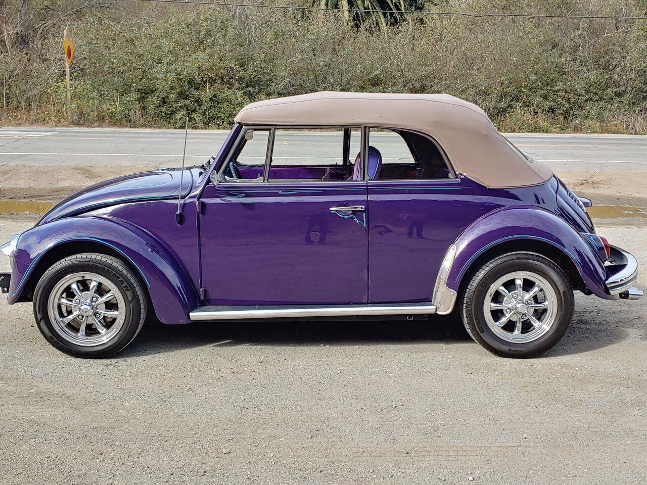 1968 Volkswagen Beetle (CC-1421958) for sale in San Luis Obispo, California