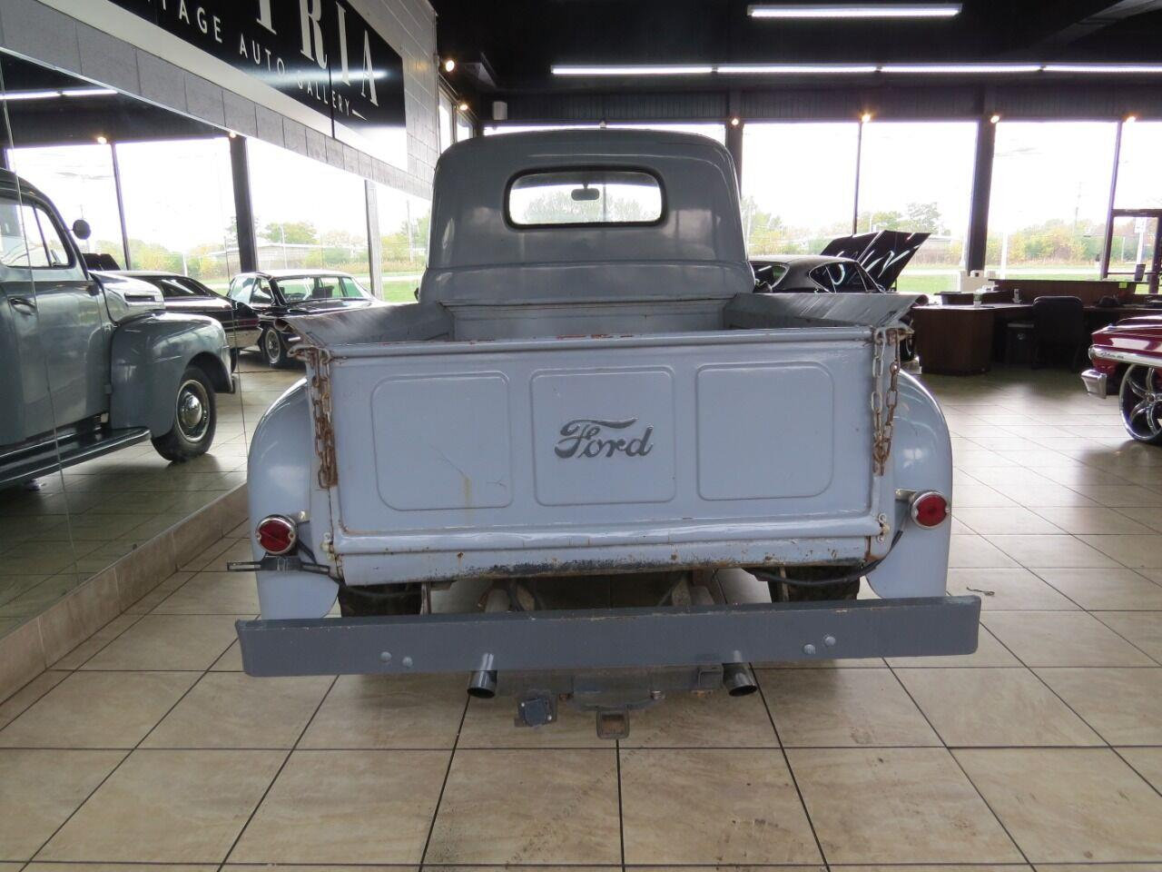 1948 Ford F1 (CC-1421961) for sale in St. Charles, Illinois
