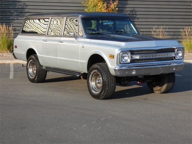 1972 Chevrolet Suburban (CC-1421972) for sale in Hailey, Idaho
