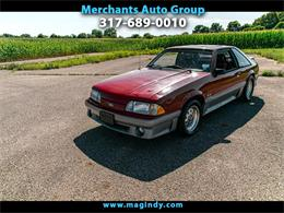 1989 Ford Mustang (CC-1422000) for sale in Cicero, Indiana