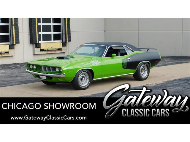 1971 Plymouth Cuda (CC-1420201) for sale in O'Fallon, Illinois