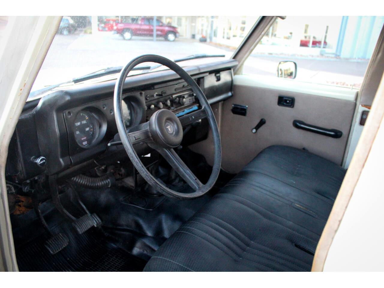 1978 Toyota Land Cruiser FJ (CC-1422013) for sale in Greeley, Colorado
