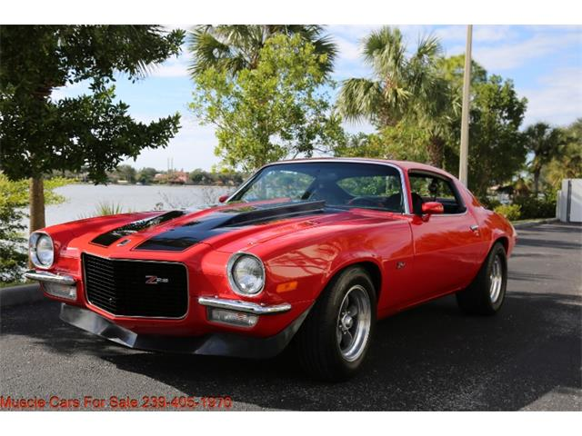 1971 Chevrolet Camaro (CC-1422016) for sale in Fort Myers, Florida
