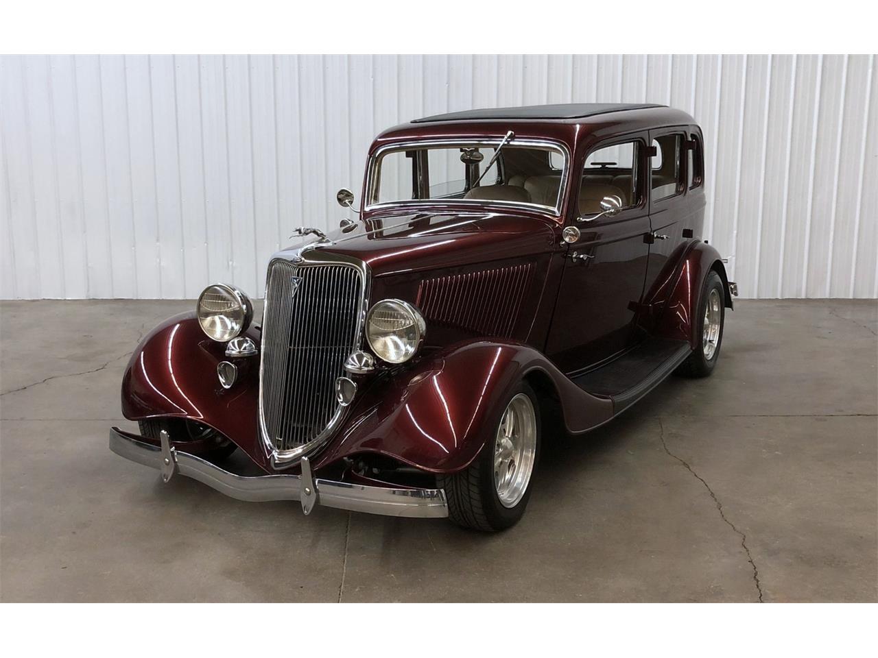 1934 Ford 4-Dr Sedan (CC-1422020) for sale in Maple Lake, Minnesota