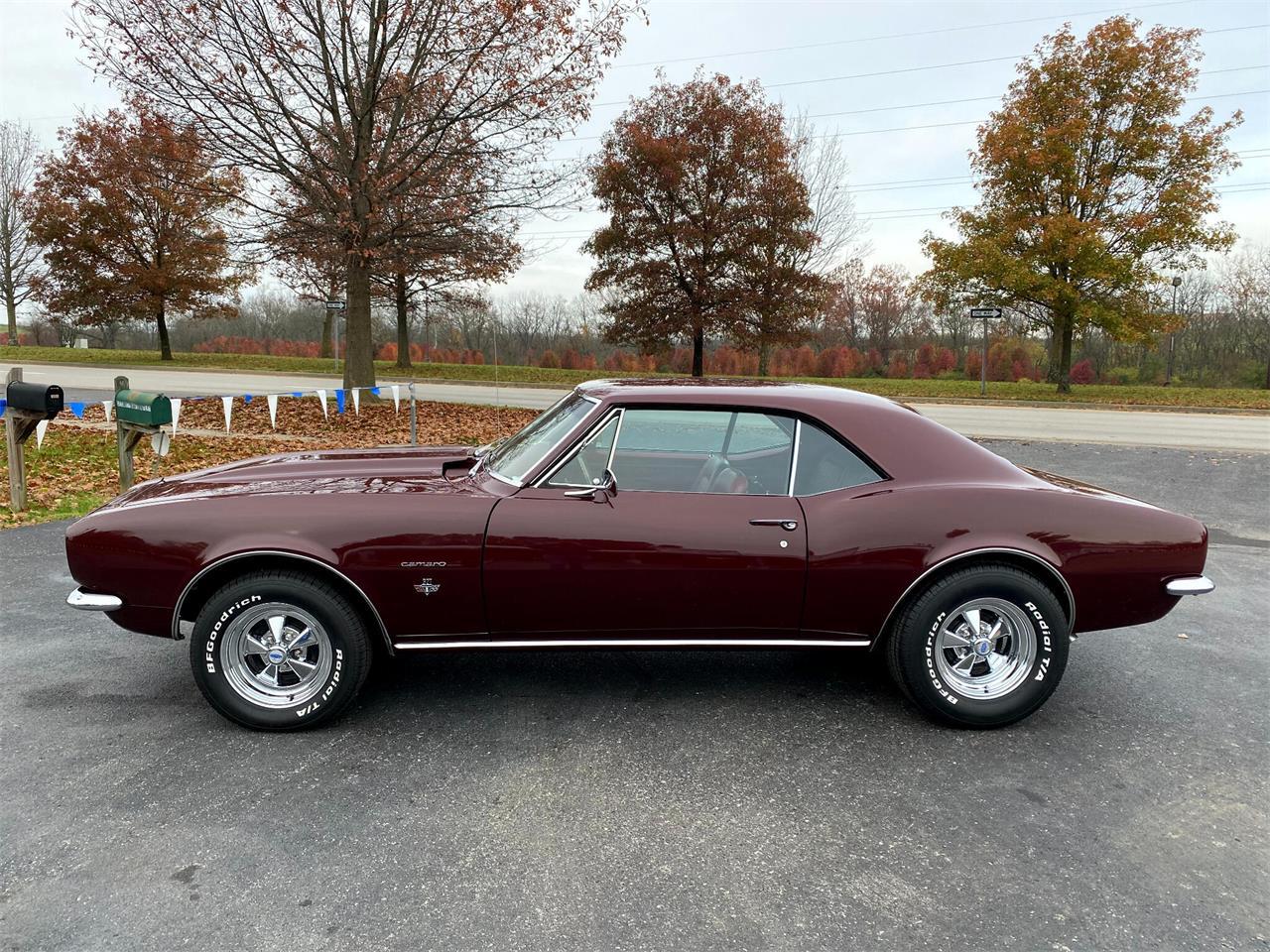 1967 Chevrolet Camaro (CC-1422026) for sale in Paris , Kentucky