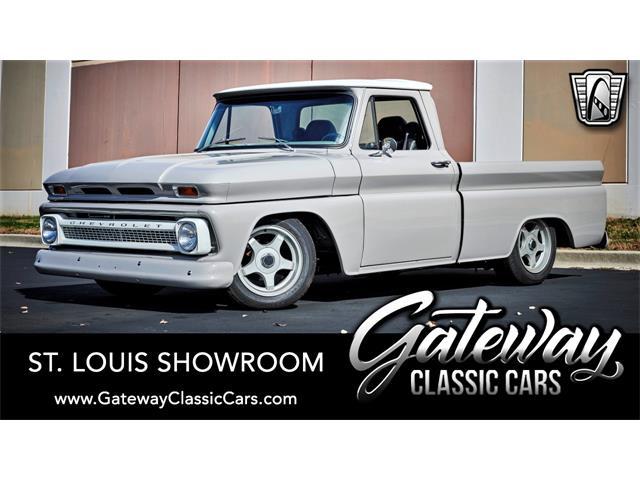 1965 Chevrolet C10 (CC-1422042) for sale in O'Fallon, Illinois