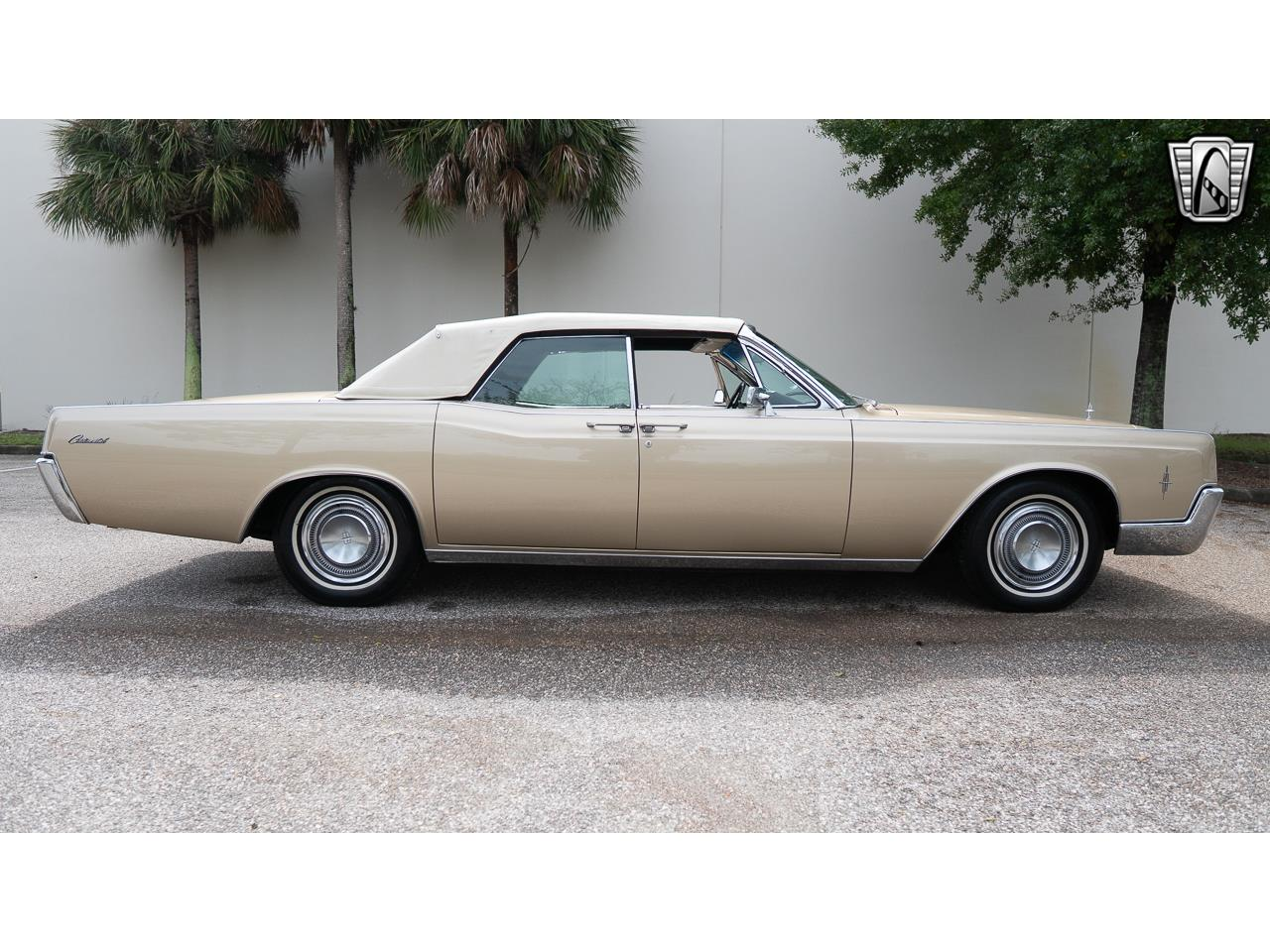 1966 Lincoln Continental (CC-1422048) for sale in O'Fallon, Illinois
