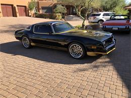 1978 Pontiac Firebird Trans Am (CC-1422054) for sale in Scottsdale, Arizona
