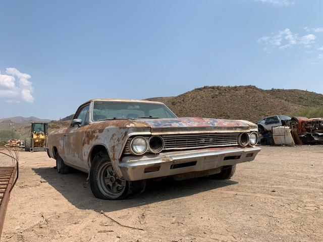 1966 Chevrolet El Camino (CC-1422057) for sale in Phoenix, Arizona