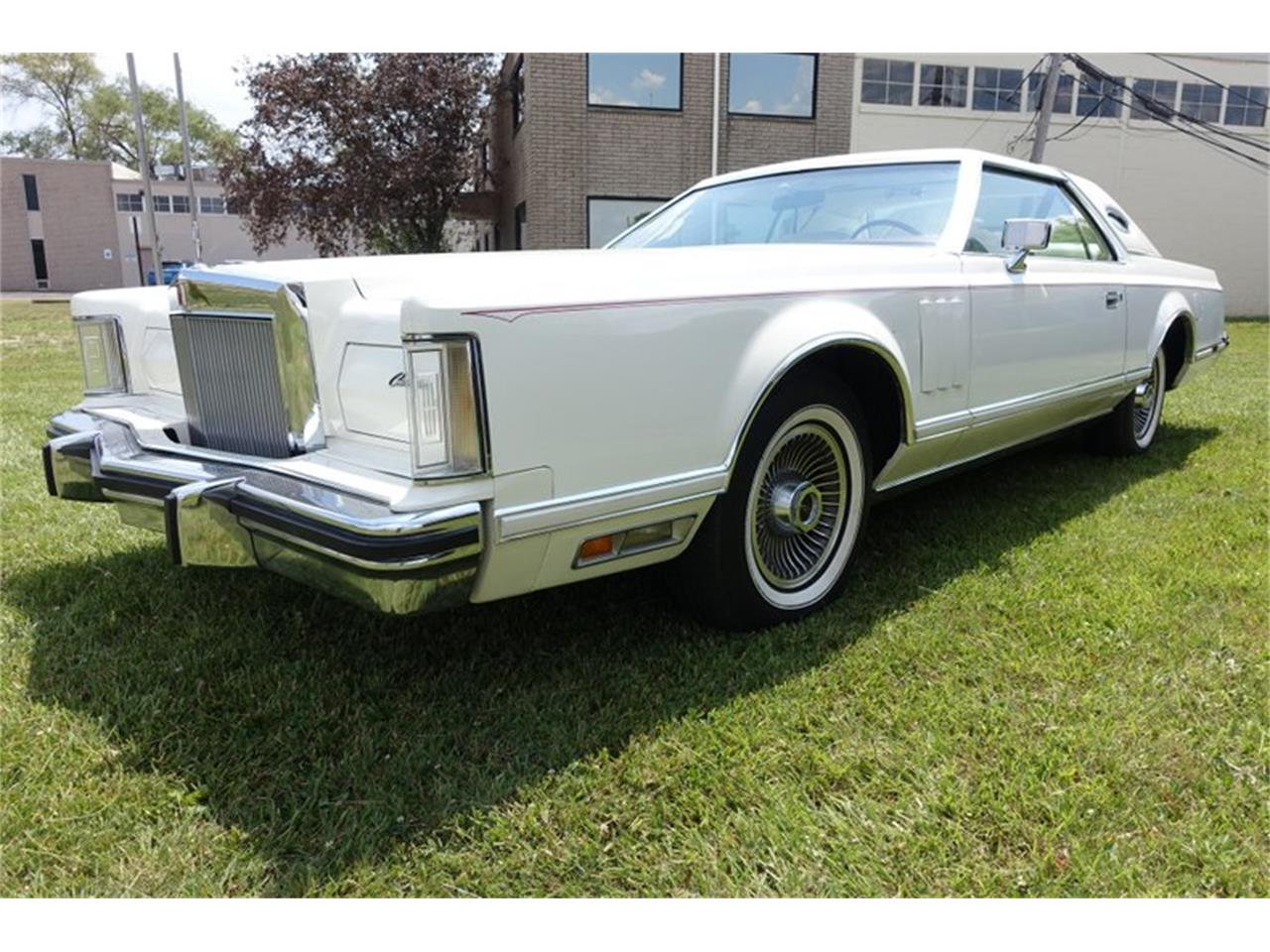 1977 Lincoln Mark V (CC-1420206) for sale in Troy, Michigan