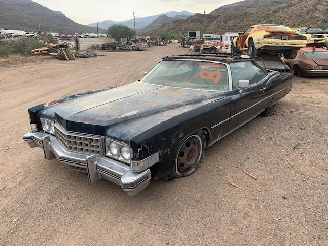 1973 Cadillac Eldorado (CC-1422060) for sale in Phoenix, Arizona