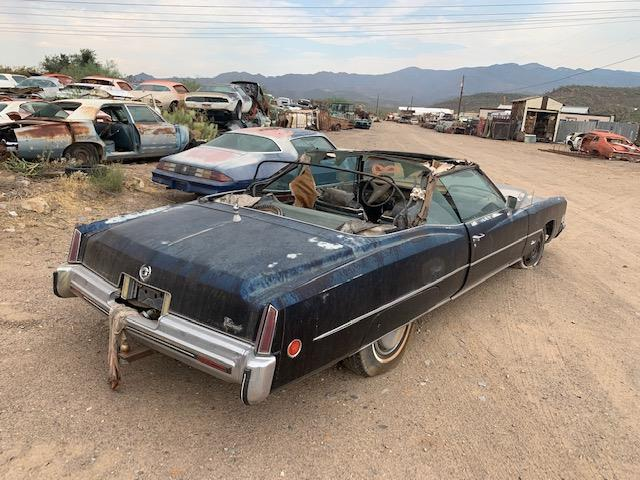 1973 Cadillac Eldorado (CC-1422060) for sale in Phoenix, Arizona